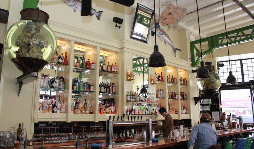 John Dory Oyster Bar – NYC