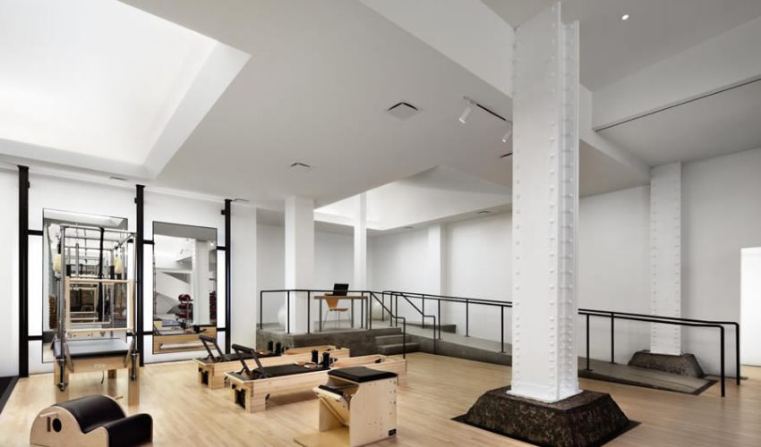 Lapalestra Gym at the Plaza – NYC
