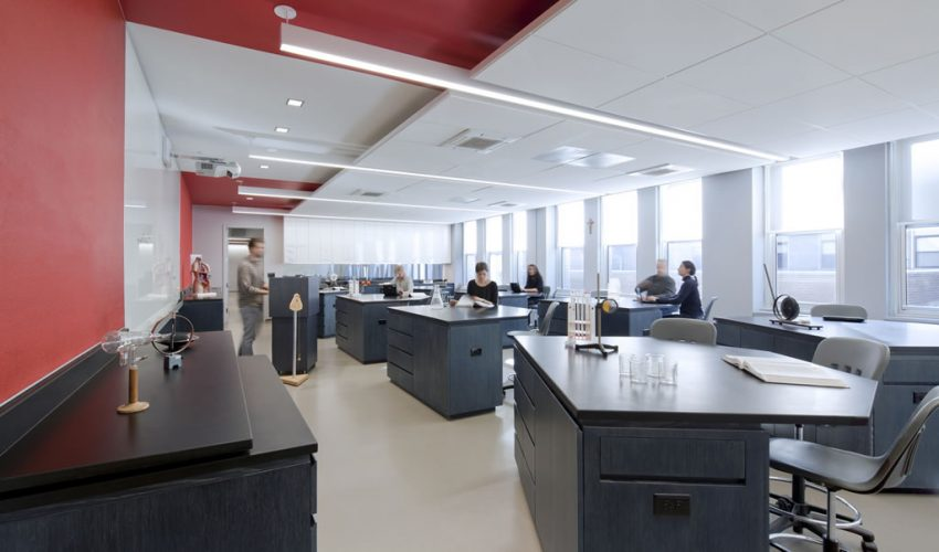Xavier University Science Labs – NYC