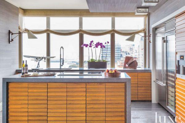 The Modern Gray Kitchen