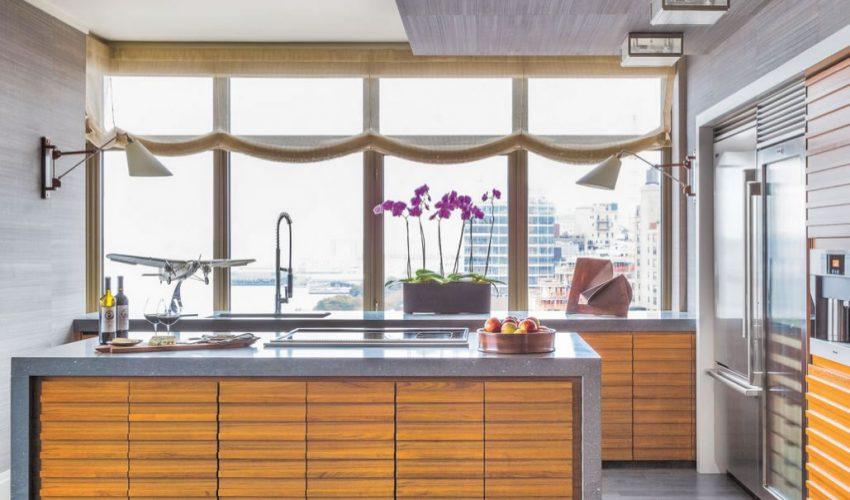 The Modern Gray Kitchen – NYC