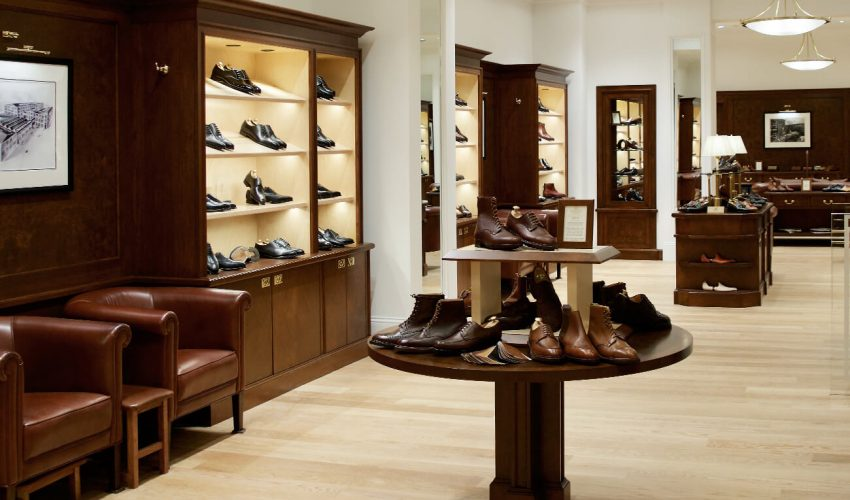 Crockett & Jones – NYC